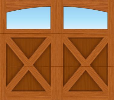 EX01A - Single Door Single Arch
