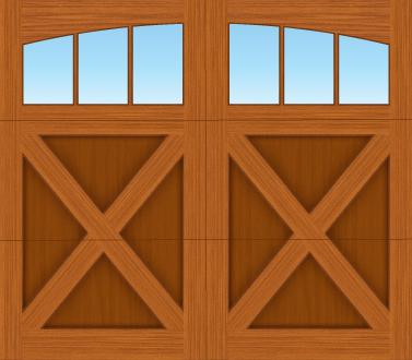 EX03A - Single Door Single Arch