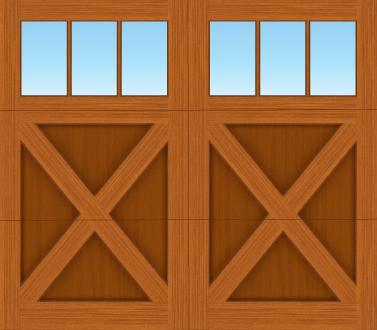 EX03S - Single Door