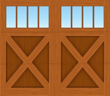 EX04S - Single Door