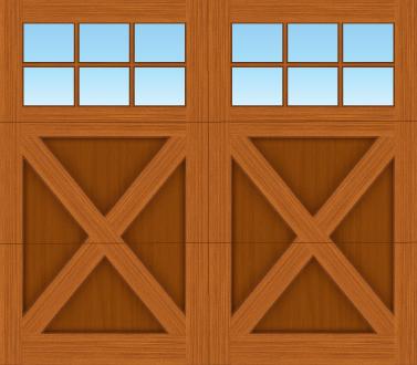 EX06S - Single Door