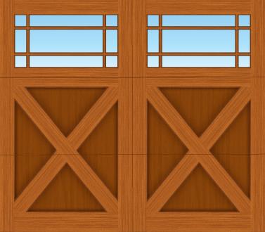 EX09S - Single Door