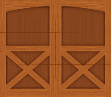 EXM0A - Single Door Single Arch