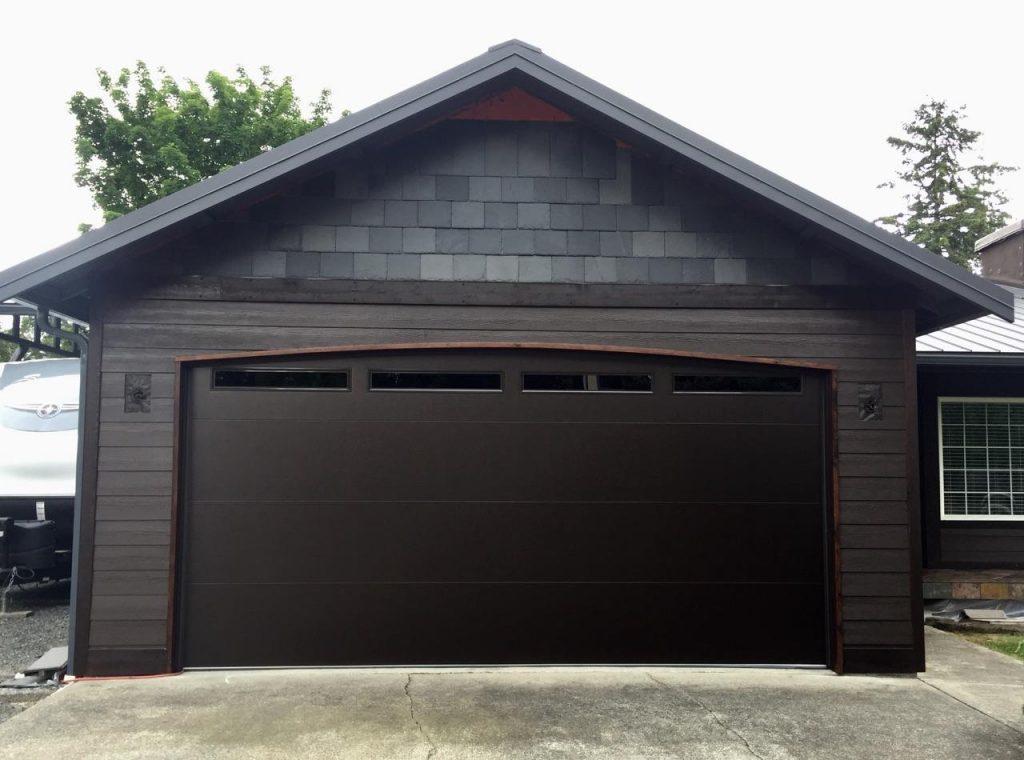 Modern Tech Bt Dark Bronze Northwest Door Canada Ltd