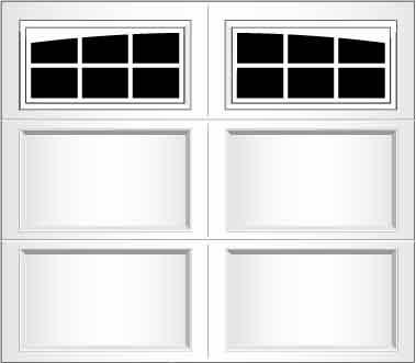 R006A - Single Door