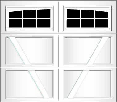 RV06A - Single Door