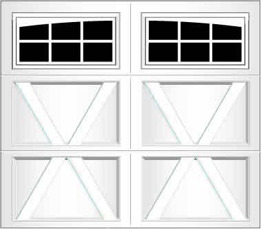 RX06A - Single Door