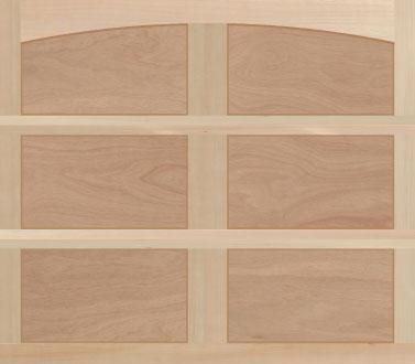 T000A - Single Door Single Arch