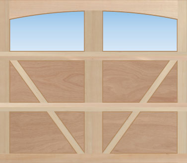 TV01A - Single Door Single Arch