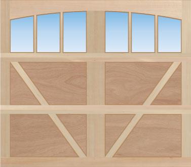 TV03A - Single Door Single Arch