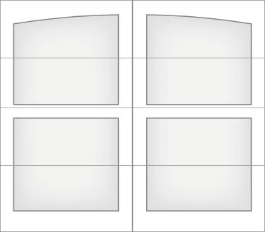 D0M0A - Single Door Single Arch