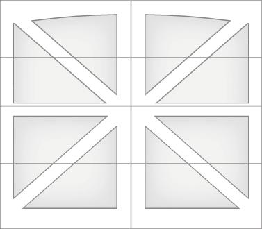 DKM0A - Single Door Single Arch