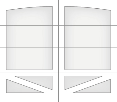 DVL0A - Single Door Single Arch