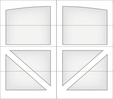DVM0A - Single Door Single Arch
