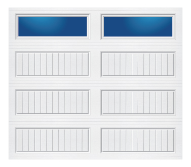 Model 50G Cottage - Plain Lite - Single Door
