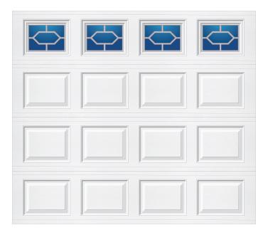 Model 501 Traditional - Diamond - Single Door