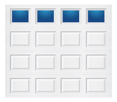 Model 501 Traditional - Plain Lite - Single Door