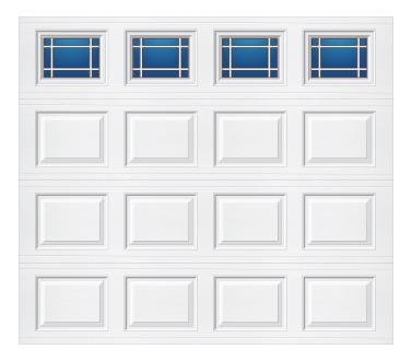 Model 501 Traditional - Prairie - Single Door