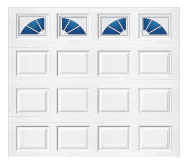 Model 218 Traditional - Sherwood - Single Door