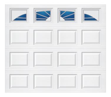 Model 218 Traditional - Williamsburg - Single Door