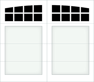 D008A - Single Door Single Arch