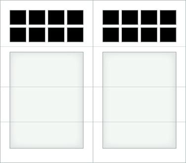 D008S - Single Door