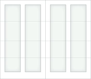 D100S - Single Door