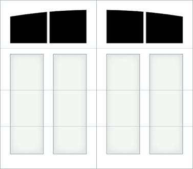 D102A - Single Door Single Arch