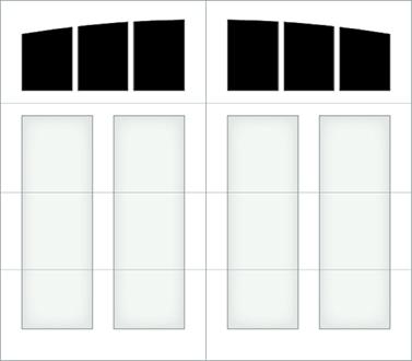 D103A - Single Door Single Arch