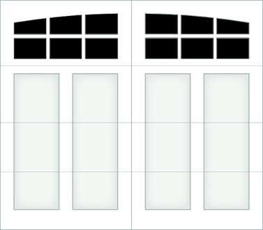 D106A - Single Door Single Arch