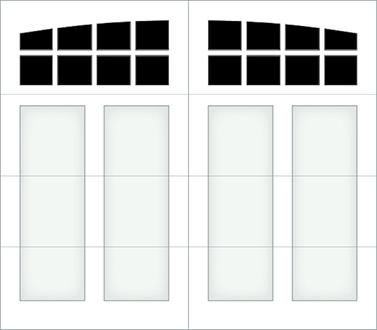 D108A - Single Door Single Arch