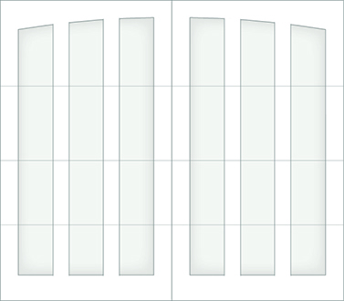 D200A - Single Door Single Arch