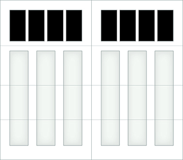 D204S - Single Door