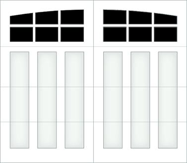 D206A - Single Door Single Arch