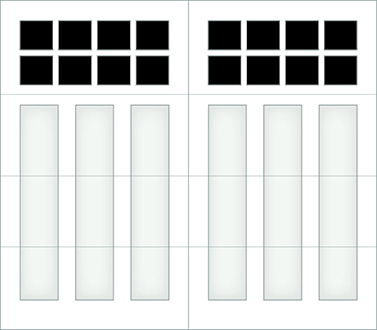 D208S - Single Door