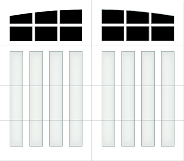 D306A - Single Door Single Arch