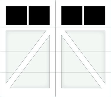DA02S - Single Door