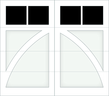 DB02S - Single Door