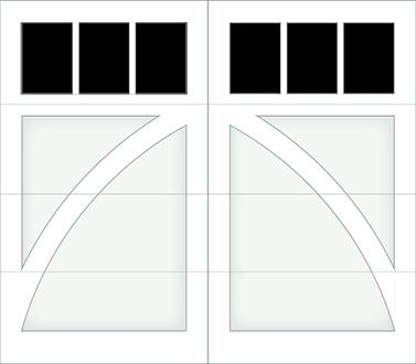 DB03S - Single Door