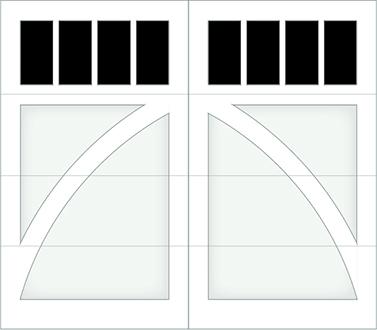 DB04S - Single Door