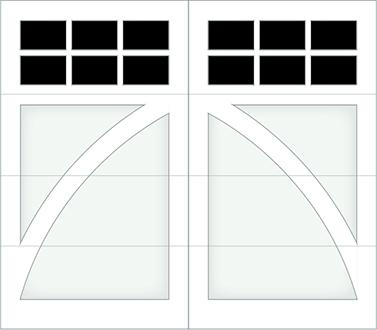 DB06S - Single Door