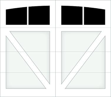 DV02A - Single Door Single Arch