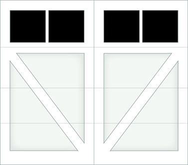 DV02S - Single Door