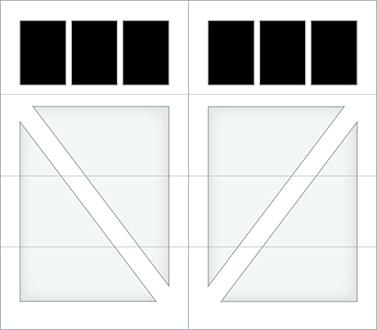 DV03S - Single Door
