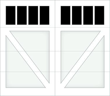 DV04S - Single Door