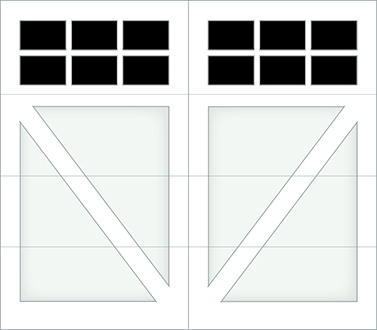 DV06S - Single Door