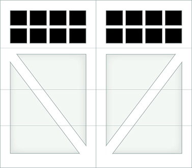DV08S - Single Door