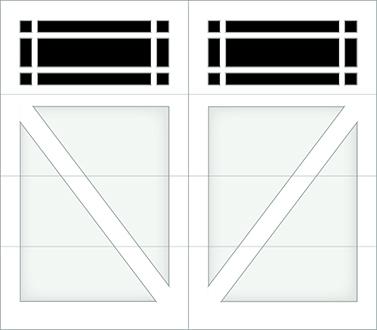 DV09S - Single Door