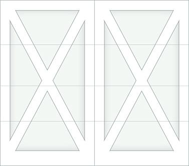 DX00S - Single Door