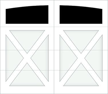 DX01A - Single Door Single Arch